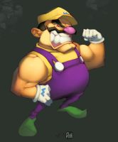 T's Wario by DennisBell