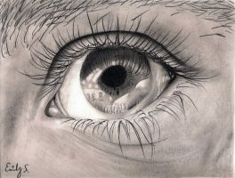 Eye Drawing 1 by ArtisticStorm