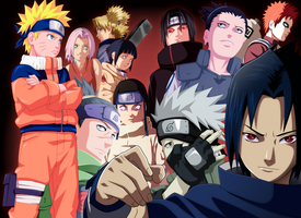 Naruto - Collab by KhalilXPirates