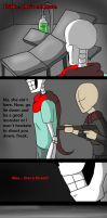 Undertale New world (page 67) by joselyn565