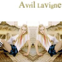 Avril Lavigne Action by ilove-greenday