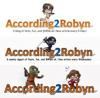 According 2 Robyn Banners by OtakuEC