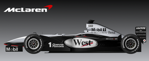 McLaren MP4-14 by pieczaro