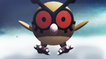 HootHoot (Pokemon 3ds) by GuilTronPrime