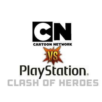 Cartoon Network Vs. Playstation: Clash Of Heroes by Totodile007