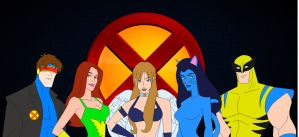 The X-Force by SelenaEde