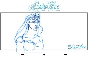 Lady Ice Rough 16 by LPDisney