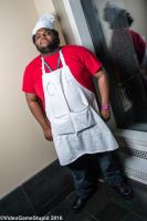 Anime Boston 2016 - Chef by VideoGameStupid