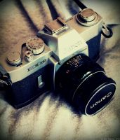 Retro Camera 1 by Cixipod