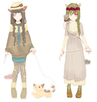 [OPEN] Offer to Adopt: Okume [batch] by votrebellelaide