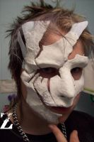 Ergo Proxy mask by Grim---Reaper