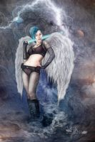 Angel of Space by greenfeed