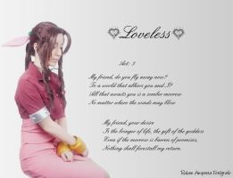 Aerith Gainsborough - Loveless by Sora-Phantomhive