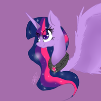 Princess Twilight sparkle by LeaSmile
