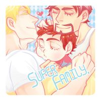 Super Family by shadowfree99