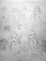 SW FanFic Mural Part 1 by Beckrum