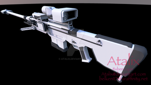 M-71 Sniper Rifle by Atalix