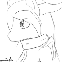 Gift - Headshot Animation Practice by Cynder18