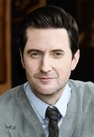 Richard Armitage by Ondjage