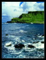Giant Causeway coast by MikeleSVK