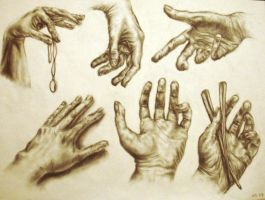 AIB Class- Hands by Zehful