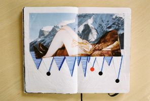 I have a collage book 17 by LTKJJ