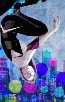 SpiderGwen 2 by skyscraper48