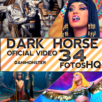 Dark Horse PhotoPack Official Video by DaniMonsterEditions