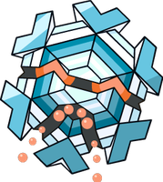 Shiny Cryogonal Global Link Art