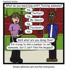 facebook funnies - Phone by JK-Antwon