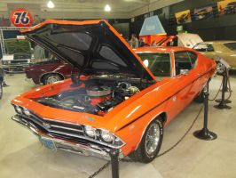 Chevrolet Chevelle SS at San Diego Auto Museum by rlkitterman