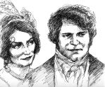 Miss Bitch and Mr Darcy by SuburbanAngst
