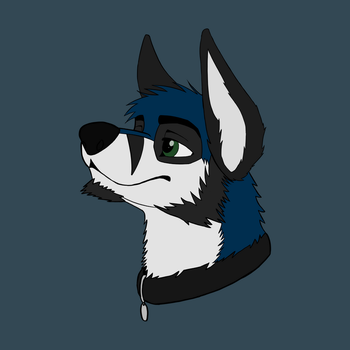 Updated avatar colored. by Thigoron