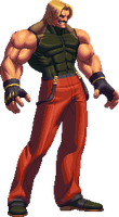 Rugal Bernstein by OMEGAeFeX