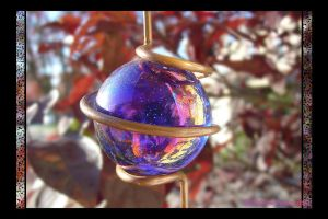 Experiment-Glass and Light 3 by Skullchick
