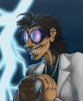 Dr. Insano by wildragon