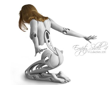 Empty shell 4 by Jcdow3Arts