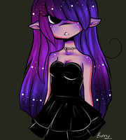 she can be fancy by TheGloomyPrincess