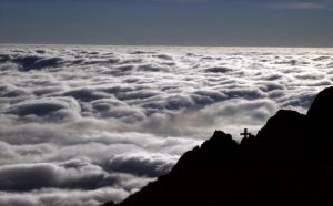 Sea of clouds by mancaalberto