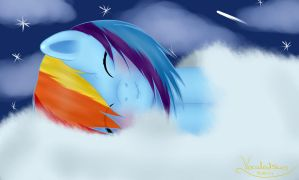 Sweet Dreams Dashie by Vocaloidstars