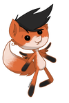 PC: Chibi for Esserin 1/3 by Hunkell