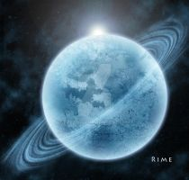 Rime - Planet by EyEz0444