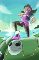 Tron Bonne by MattCarberry