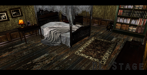 [DL Stage] Bedroom by Wt-Jok