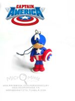 Avengers: Captain America by margemagtoto