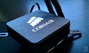 Corsair H60 by mattwill3