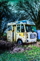 Derelict HDR by SomersetCider