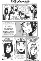 The naming of Kakashi by Umaken