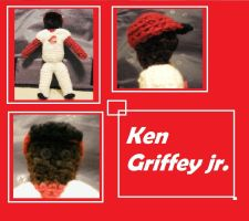 Ken Griffey jr. by DoxySocks