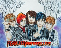 .:Fearless Vampire Killers:. by Kagoe